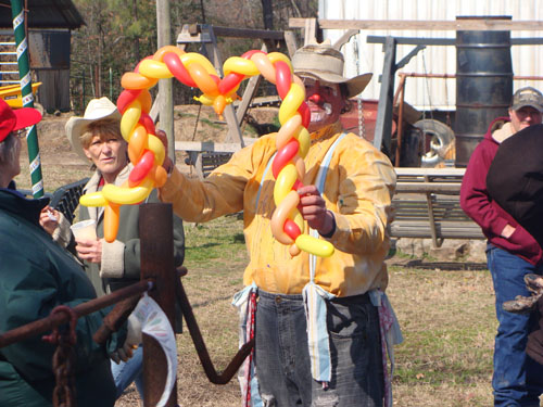 Birthday parties at Bar-J Ranch